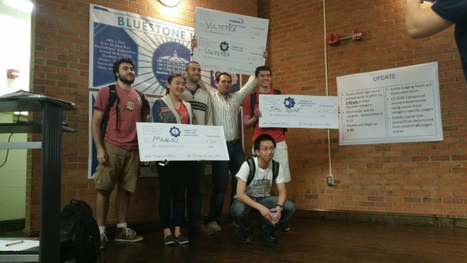 BluestoneHacks-Winners