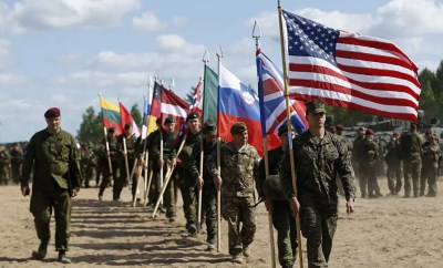 The world's 10 strongest militaries