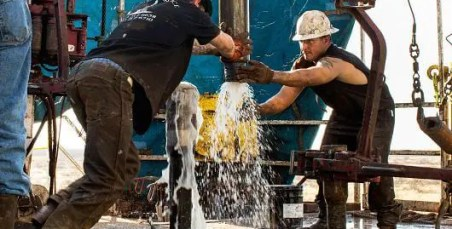 Miners, Oil and Gas Drillers