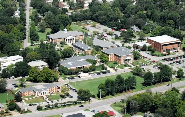 Athens State University.