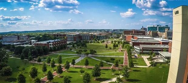University of Alabama School of Optometry