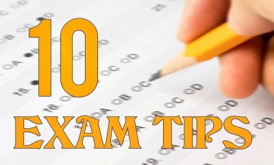 10 Studying Tips For Final Weeks Of Exams