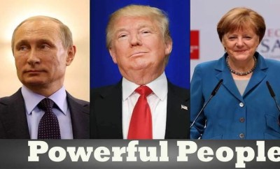 The World's Most Powerful People 2018