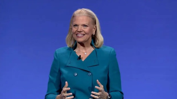 ginni rometty net worth