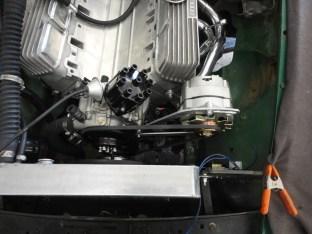 4-5 alternators later, it fits!