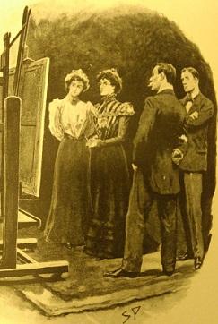 'The ladies were loud in their praises' (RF 1145)