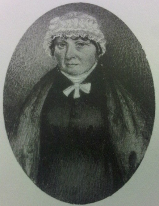 "Helen Laing nee Kirk (1767- 1837) from ""David Laing, L.L.D, a Memoir of his Life and Literary Work"" (Sp Coll Mu11-d.20)"