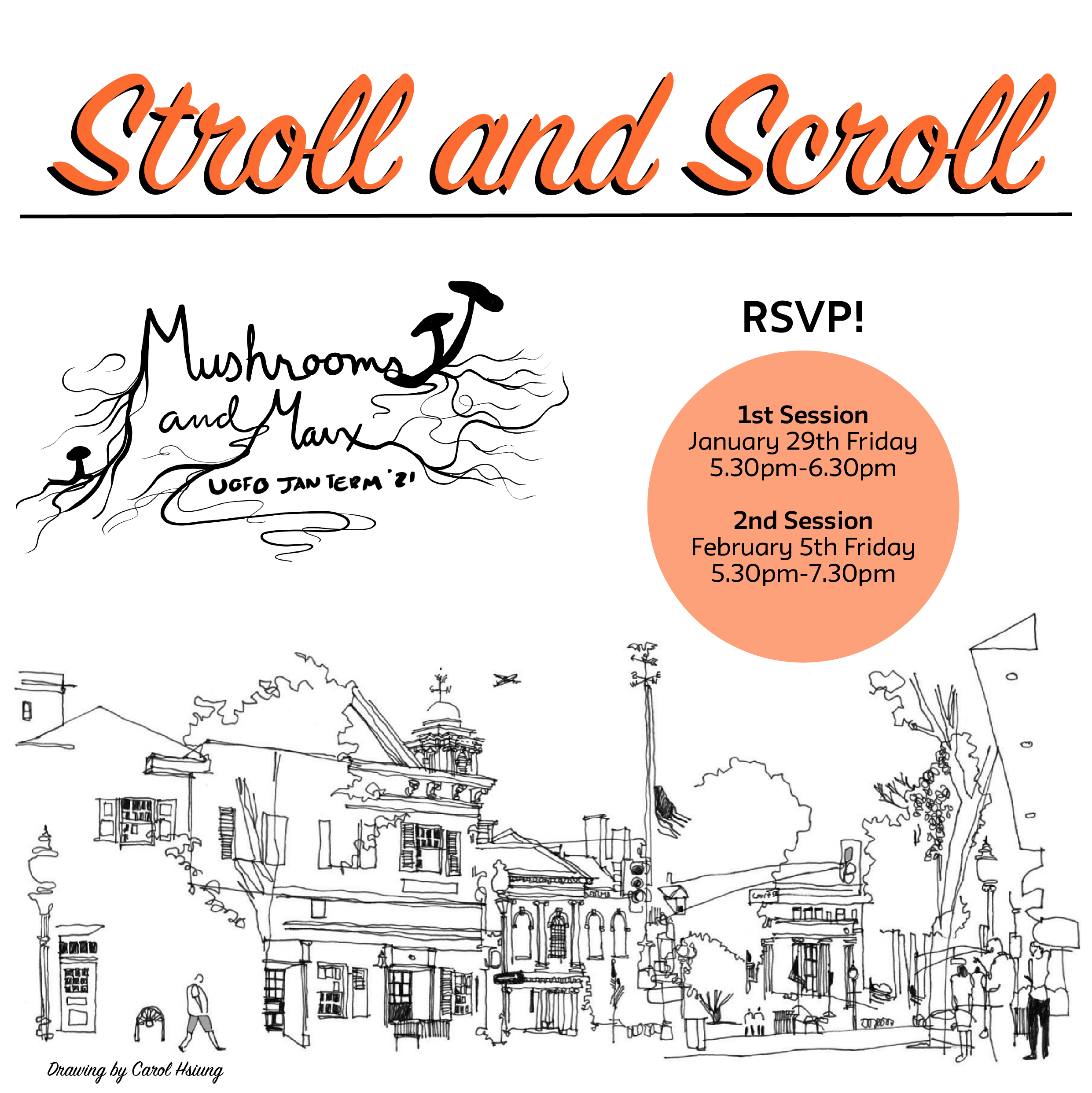 stroll and scroll flyer-01