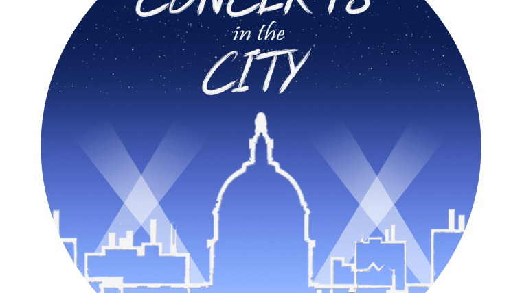 Concerts in the City Logo