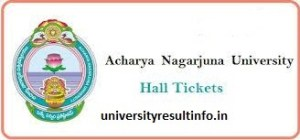 ANU Degree Hall Ticket 2021