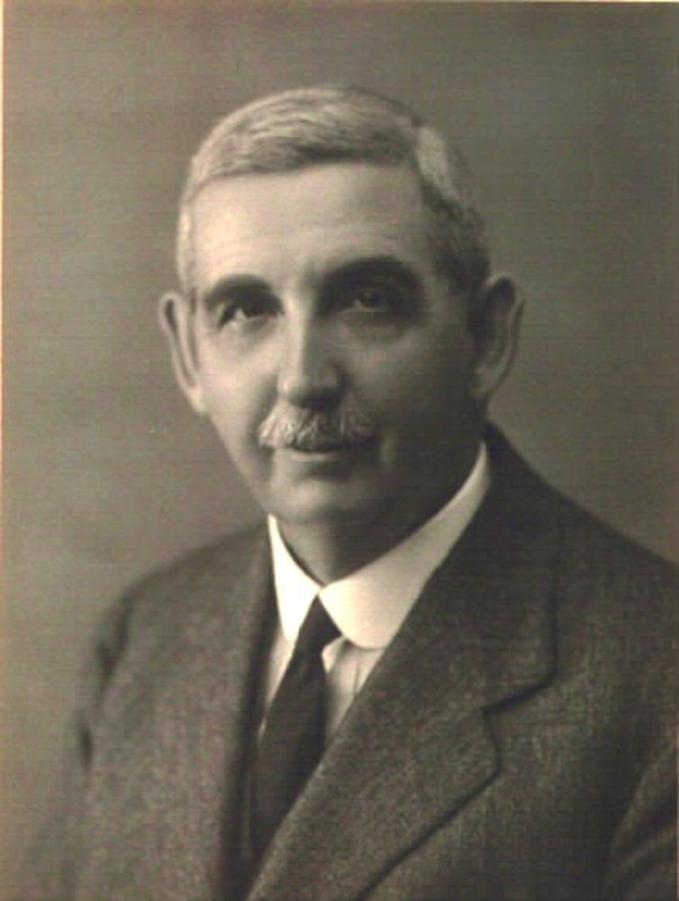 Sir Malcolm Watson (Image courtesy of London School of Hygiene and Tropical Medicine Archives)