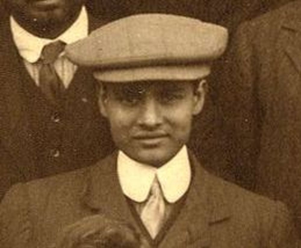 Chandra Majumdar,  Department of Engineering and Naval Architecture Photograph 1909-10 (UP5/4/7)