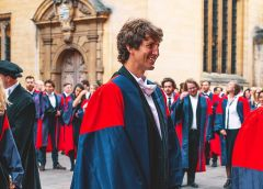 Oxford Celebrates 100 years of The DPhil