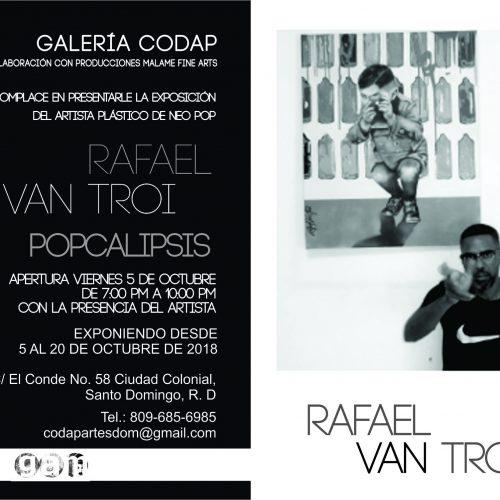 Invitaciones Van Troi
