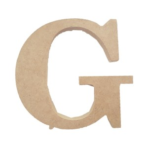"RECORTE ROUTER LETRA ""G"" 18MM-12CM"