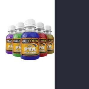 TINTA PVA FULLCOLOR 100ML-CHARCOAL