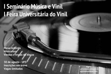 seminario musica e vinil