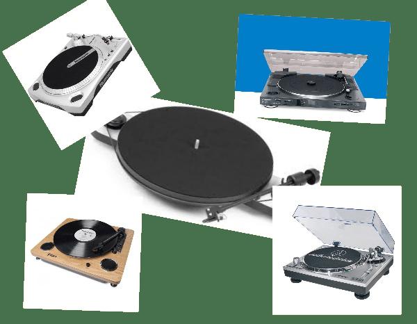 Mais 5 toca-discos para você pensar em comprar
