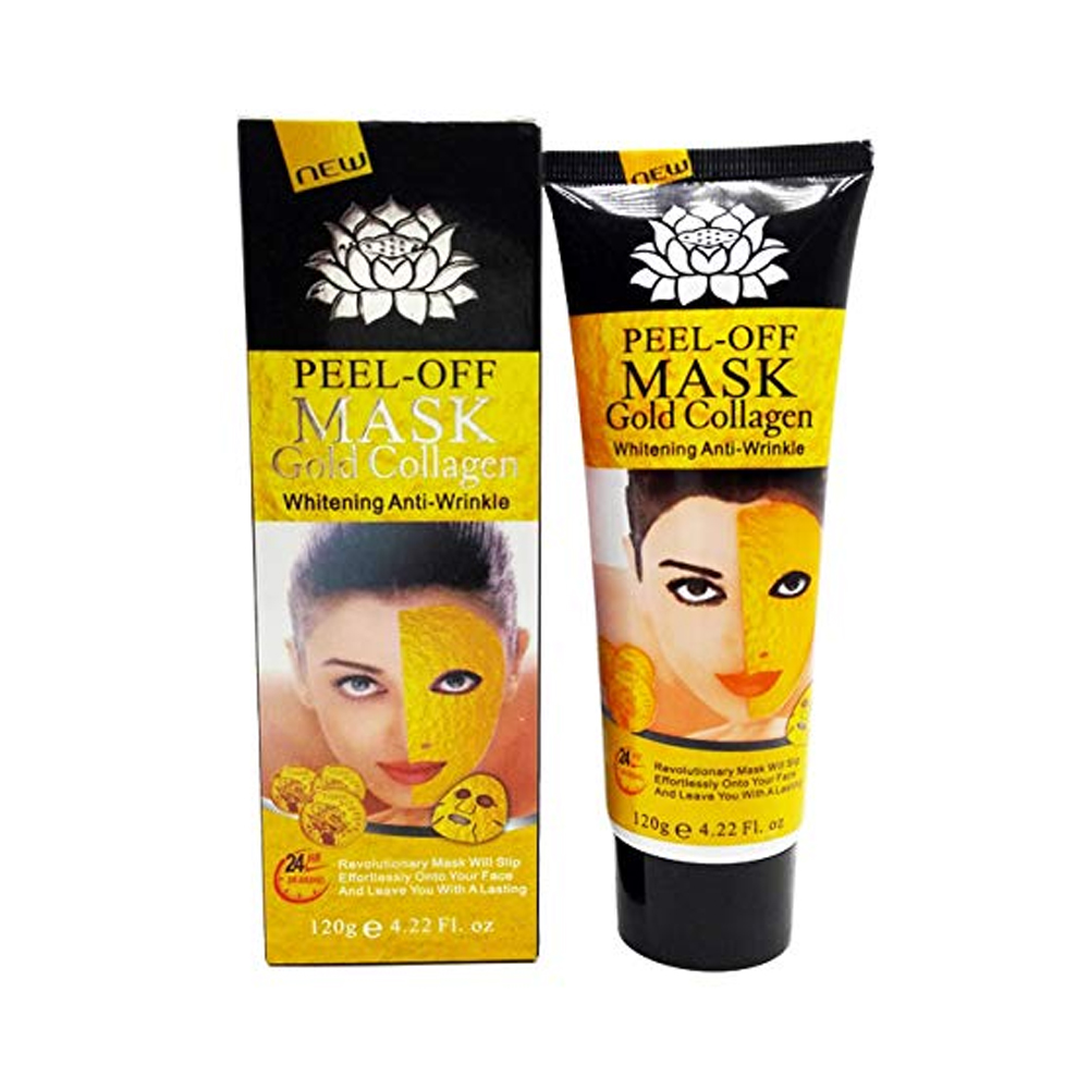 Mascarilla 24k Peel Of Mask Colageno Antiedad Poros Spa