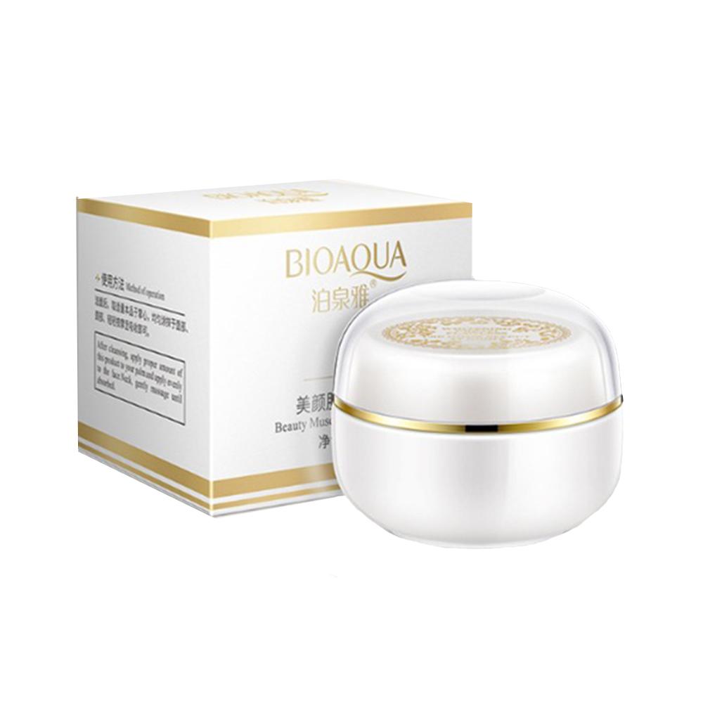 Bioaqua Beauty Muscle Crema Para Pecas Arrugas Piel Seca 30ml