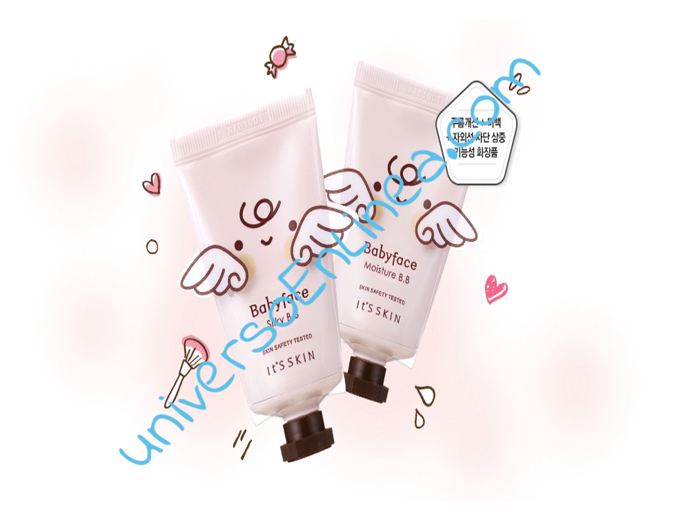 It's Skin Babyface Bb Cream Spf30/pa++ Hidrata Suaviza