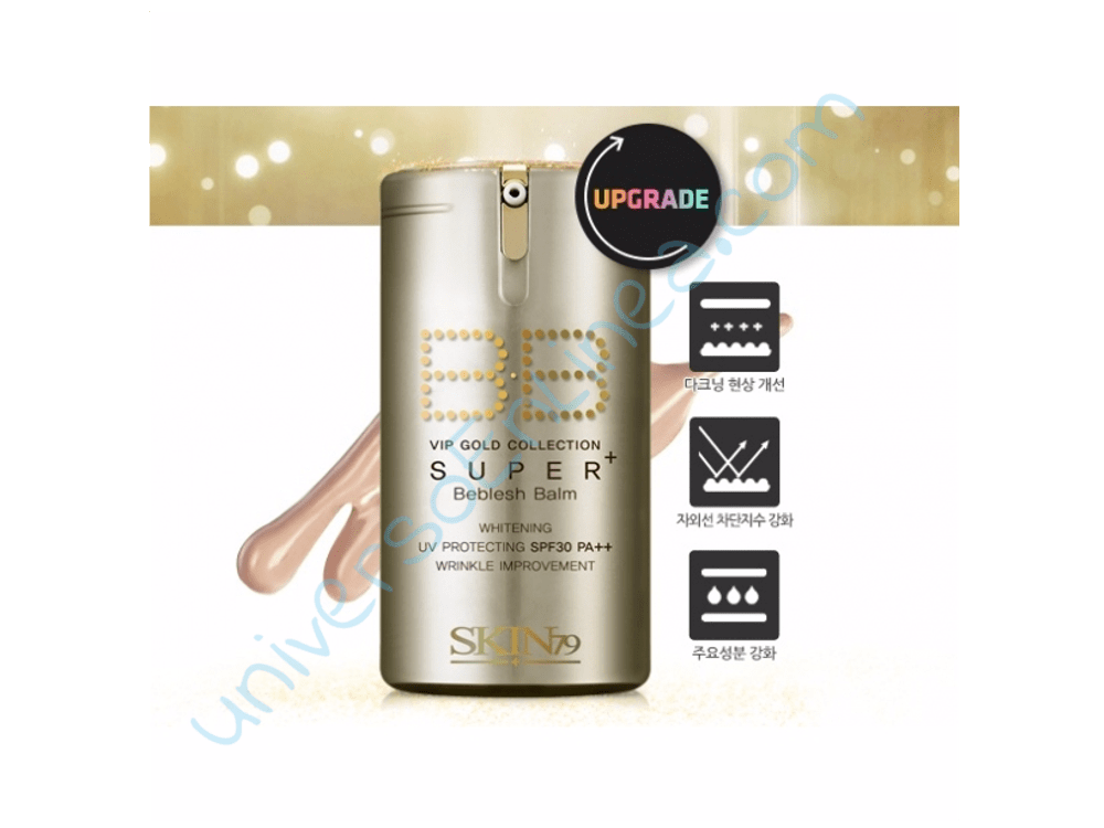 Gold BB Cream Skin79 New Gold Super Plus Beblesh Balm