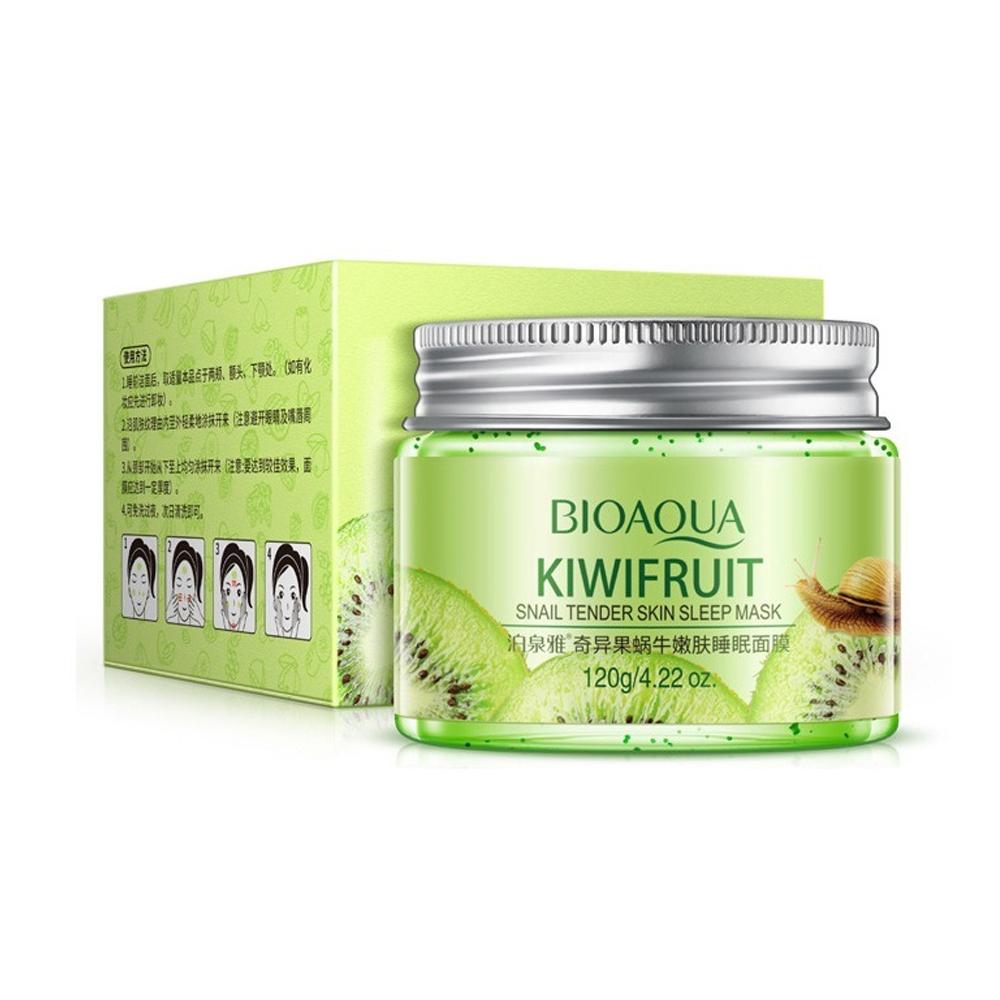 Bioaqua Kiwifruit Mascarilla Noche Hidratante Tonificante