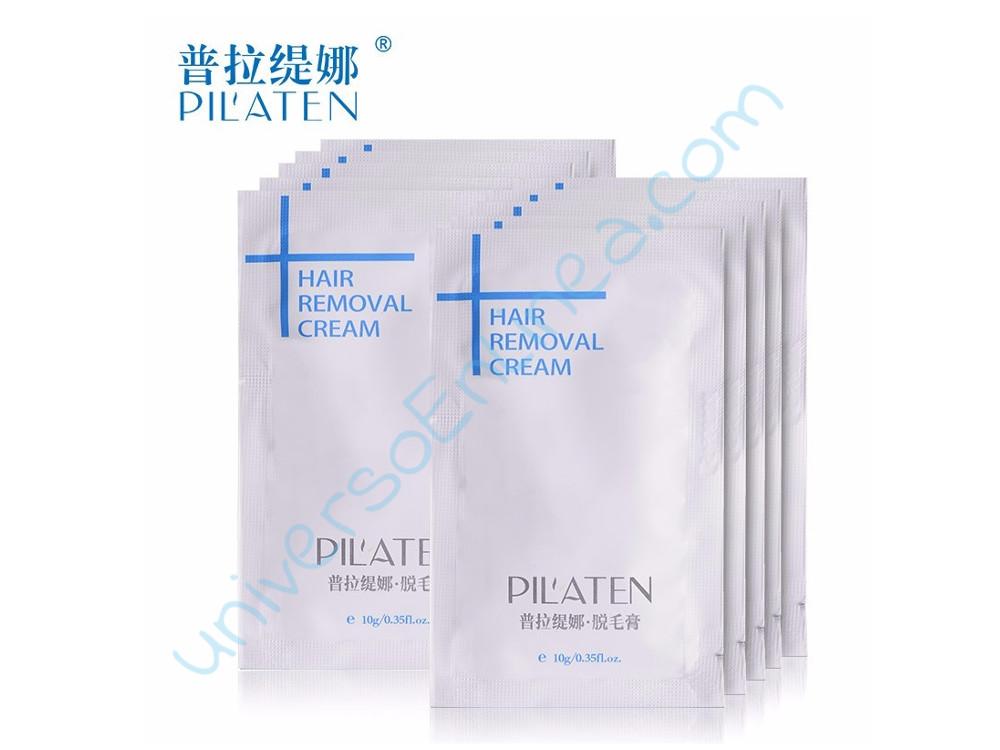 Pilaten Crema Depiladora Sobres Original