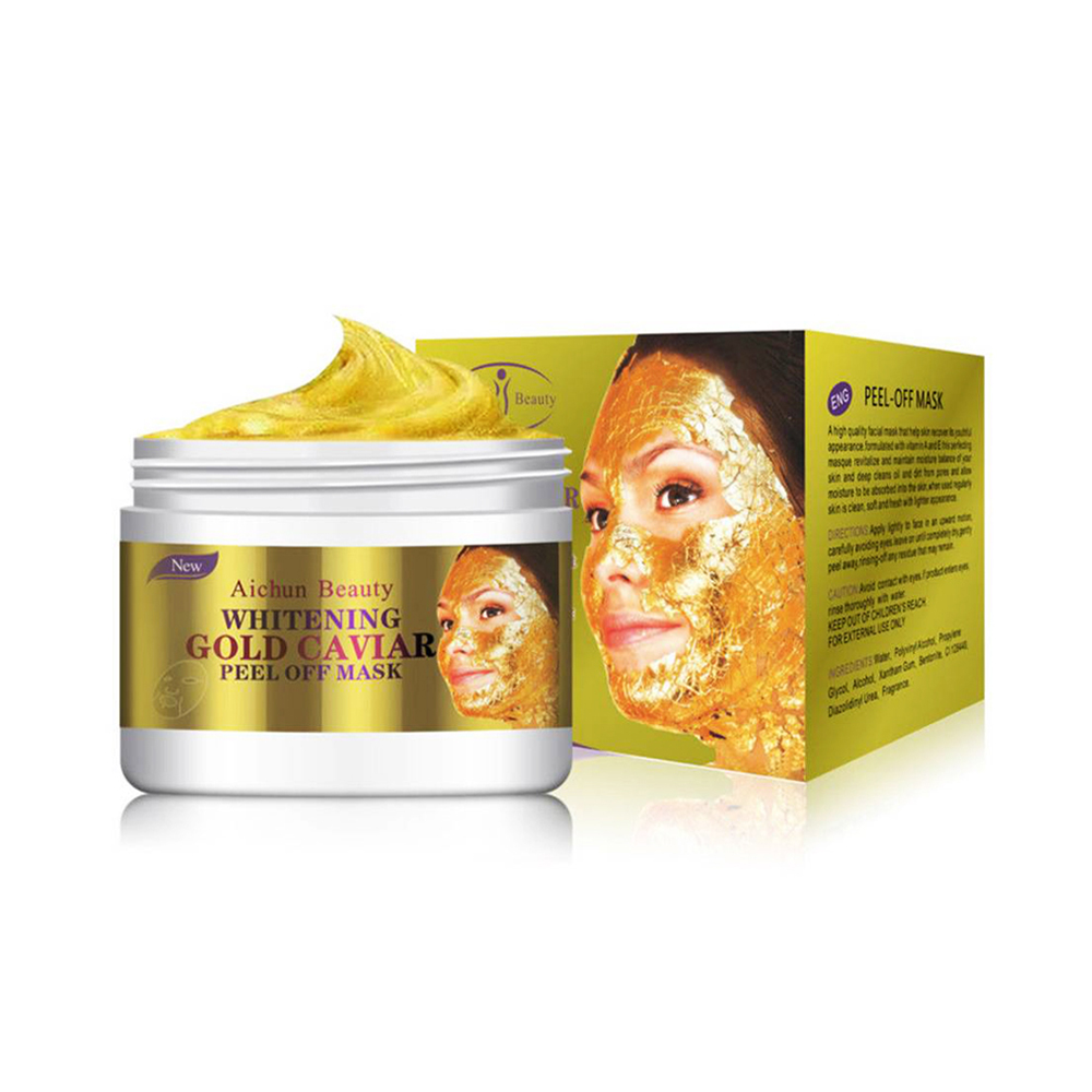 Crema Aclaradora Con Caviar Y Oro Aichun Beauty 150ml