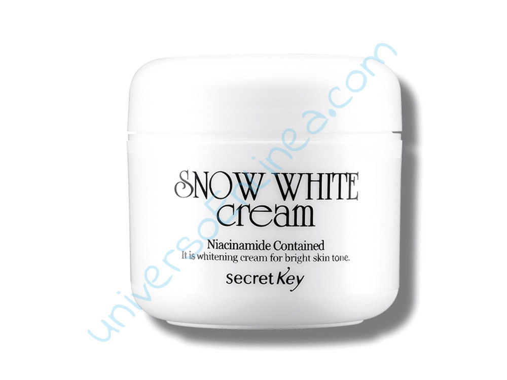Snow White Cream  Secret Key Original