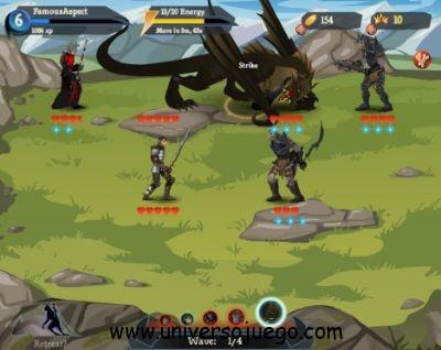 Juegos de Facebook - Conviértete en una leyenda en Dragon Age Legends