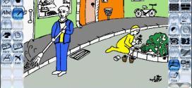 Tux Paint, un juego de dibujo para niños