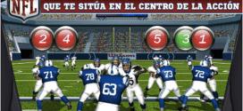 NFL Pro 2013, simulador de fútbol americano para iPhone
