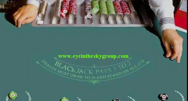 El saber apostar en el blackjack