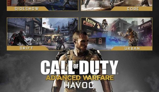 Call of Duty Advanced Warfare havoc