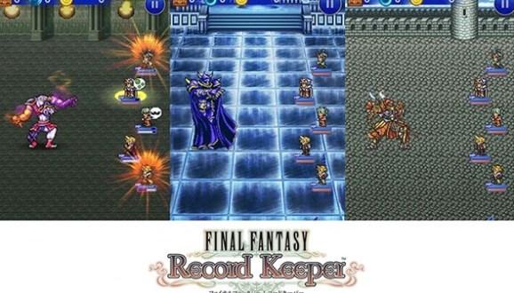Fantasy Record Keeper  – Revive el pasado en tu móvil