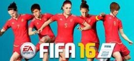 Futbol femenino en EA