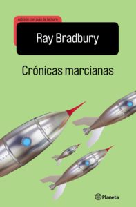 Portada de Crónicas marcianas en Editorial Planeta