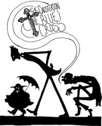 Resumen de La cruz azul, de G. K. Chesterton