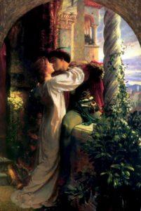 actividades para Romeo y Julieta