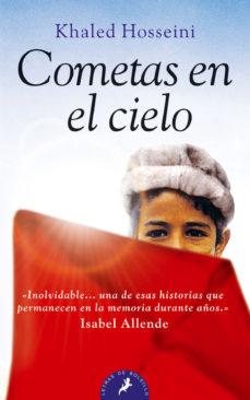 libro Cometas en el cielo de Khaled Hosseini