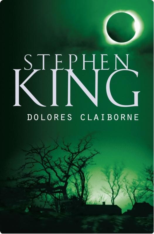 Libro Dolores Claiborne, de Stephen King