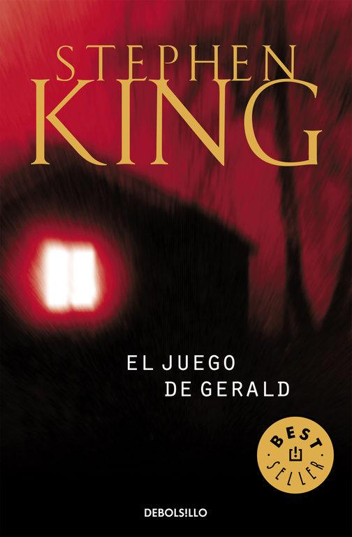 Libro El juego de Gerald, de Stephen King