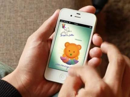 App Immaginario per bambini autistici