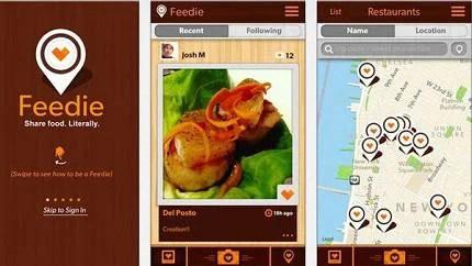 Feedie, l'applicazione per fare beneficenza fotografando il proprio cibo