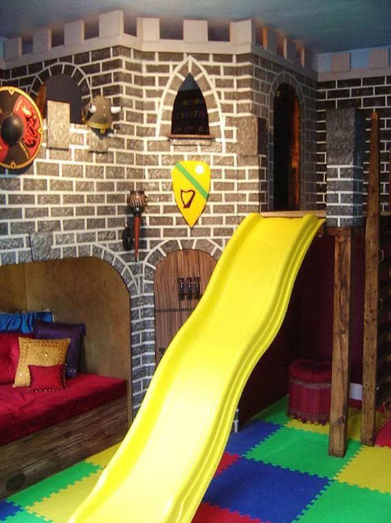 Le camere dei bambini da sogno FOTO