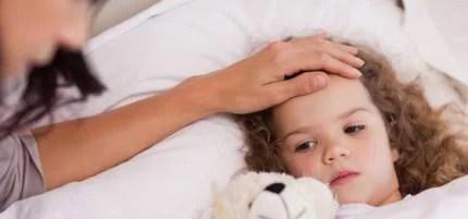 bambini malati