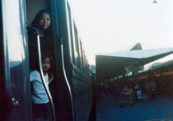 chino otsuka donna adulta e bimba