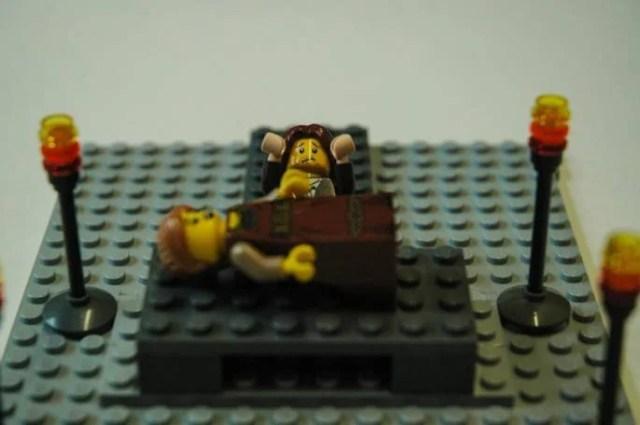 Romeo e Julietta lego