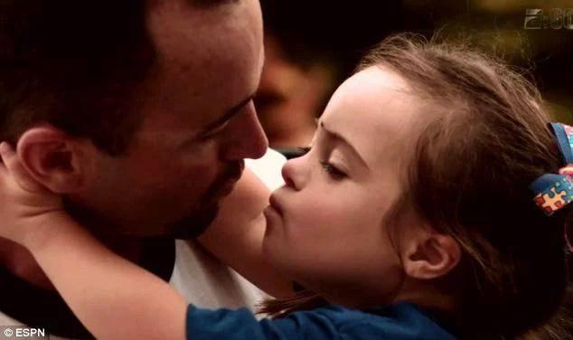 padre e figlia down